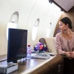 Видео и фотосъёмка на борту самолёта