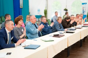 Конференция в Атлас-Парке Домодедово