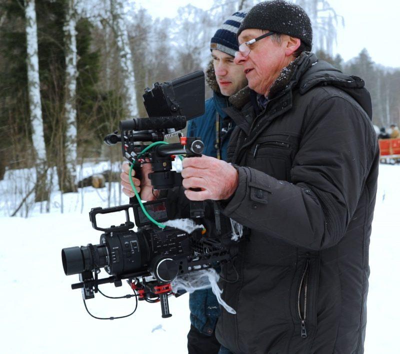 Видеооператор и техник