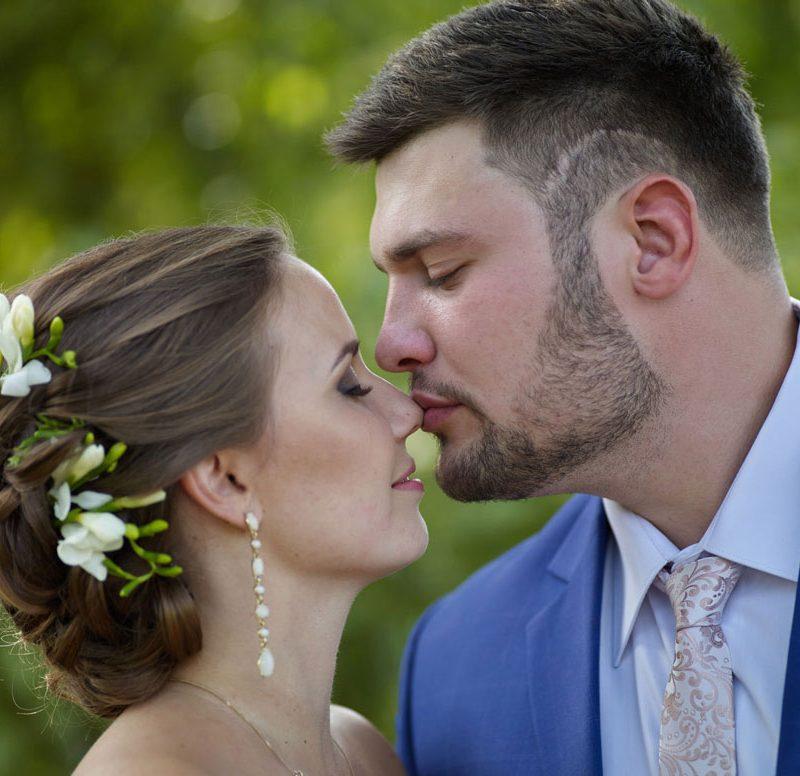 Носики-курносики — Владимир Чалый свадебное фото