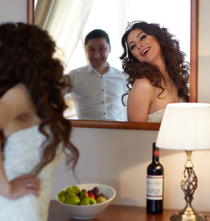 Свадебная фотография. Автор — Владимир Чалый