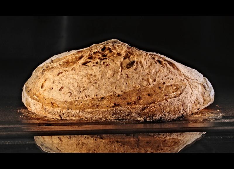 Фуд-съёмка — хлеб
