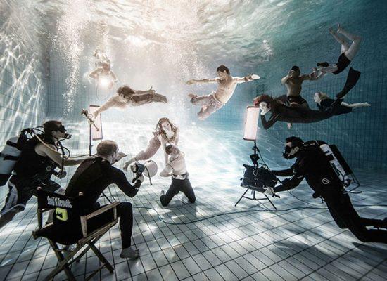Подводные съёмки