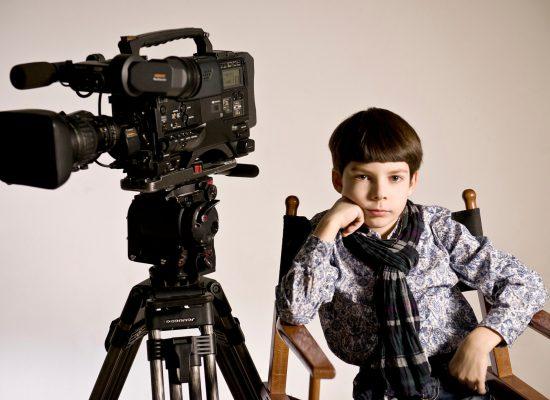Начинающий видеооператор