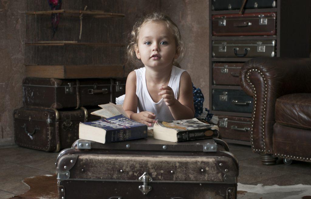 Андрей Чернышов детское фото
