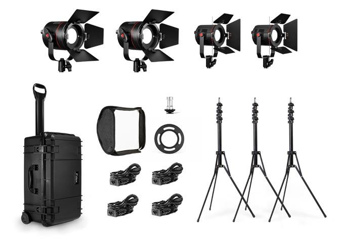 Видеосъёмочное оборудование