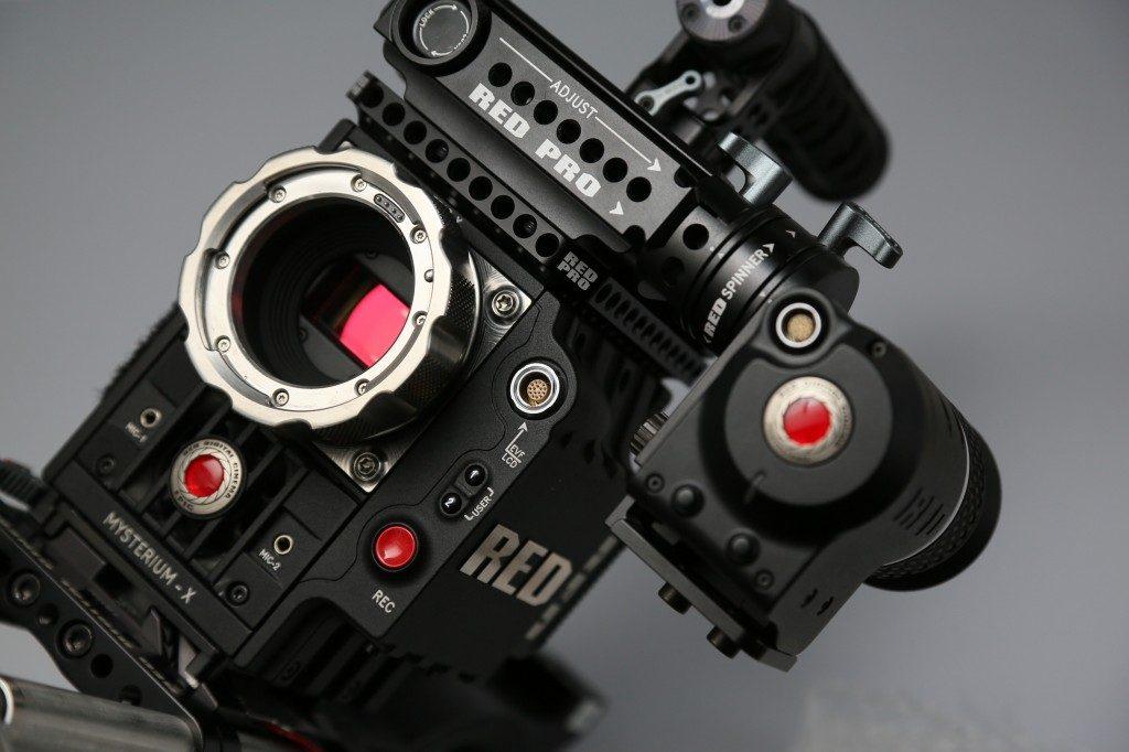 Кинокамера RED Epic