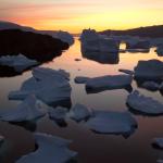 Гренландия царство льда