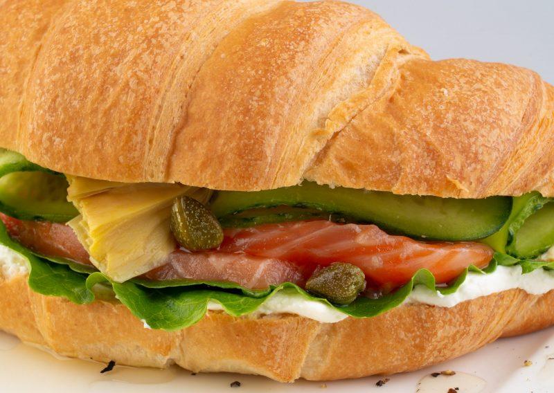 Фуд-фото бутерброд