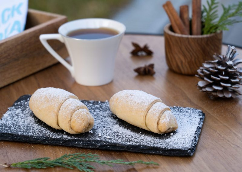 Десерт к утреннему чаю