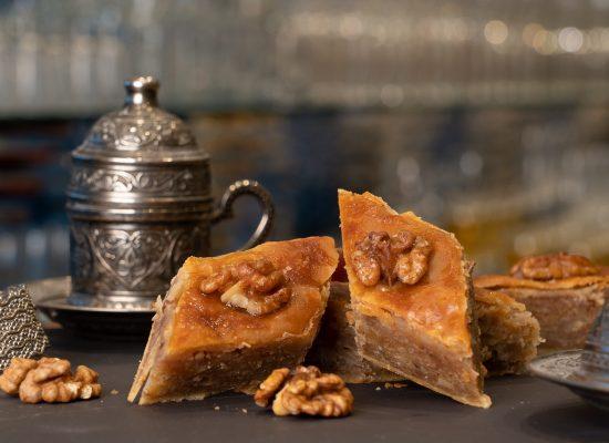 Фото восточного десерта