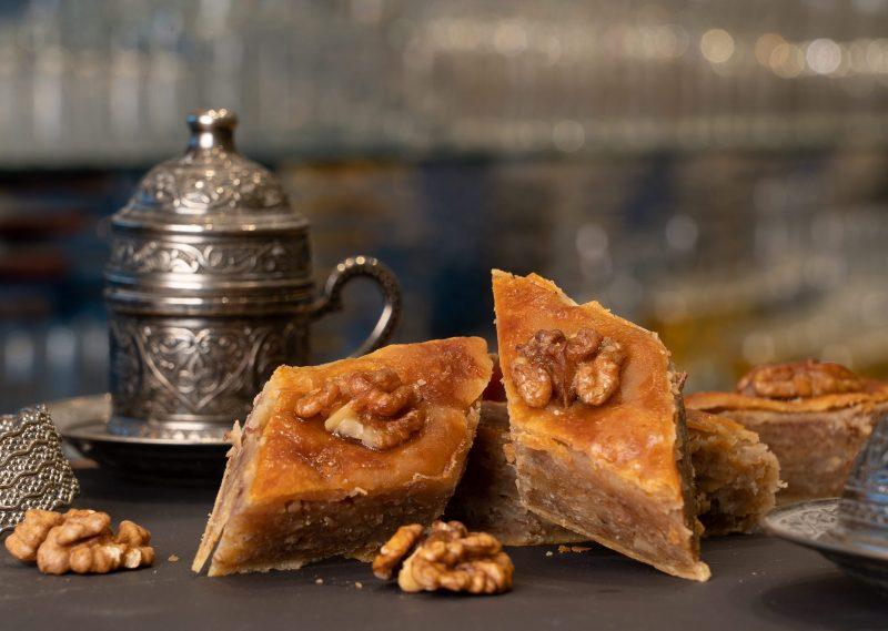 Десерт в восточном стиле