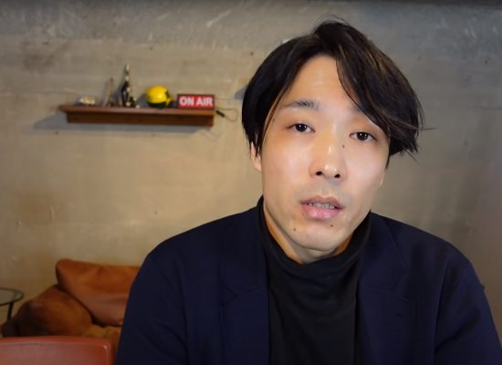 Японский блогер