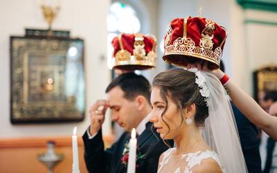 Фотосъёмка венчаний