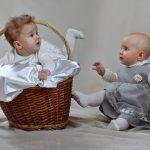 Фото детей в корзинке - Владимир Чалый